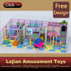SGS Colorful Plastic Castle Theme Indoor Playground (ST1416-11)