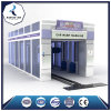 full automatic tunnel car wash machine with 14 brushes