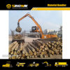 Wheel Material Handler Excavator for Recycling Scrap, Timber and Ports