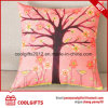 Wholesale Customized Lovely Cotton Linen Square Pillow /Sofa Cushion Cover
