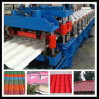 Steel Sheet Glazed Tile Roof Sheet Roll Forming Machine