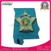 Custom High Quality Metal Sheriff Badge