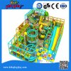 Funny Kindergarten Amusement Park Children Large Indoor Soft Playground Equipment