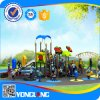 HDPE Board and Stainless Steel Slide Outdoor Playground