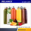 Automatic Juice Beverage Glass Round Bottle Filling Capping Machine