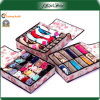 Customized Design Pattern Printed Organizer Box with Dividers