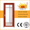 Low Price Single Aluminum Alloy Doors for Toilet (SC-AAD039)