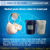 Silicone Artificial Breast Platinum Cure Silicone Rubber