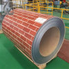 Dx51d 25/7 Paint Ral 3000 Color PPGI Steel Coils