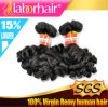 7A Raw Unprocessed Peruvian Funmi Hair with Wholesale Price in 12''