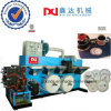 Automatic Cutting Edge Embossed Paper Coaster Tray Equip Machine