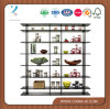 Customized 6′ Wide Gift Store Wooden Display Stand