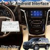Android Car Multimedia Video Interface for for Cadillac Escalade Cue System