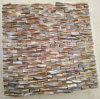 Natural Brown Color Mother of Pearl Shell Mosaic Tile (HMP78)