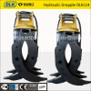 Quality Certified Heavy Duty Hydraulic Rotary Grapple for 35tons Carrier