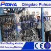 CE Quality Hanging Hook Type Steel Castings Shot Blasting Machine