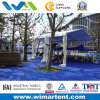 PVC Coated Clearspan Walkway Tent