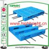 Reinforced Heavy Duty HDPE Euro Pallet with Steel Tube