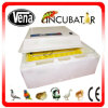 Best Servo Control Automatic Chicken Egg Incubator Va-48 for Sale