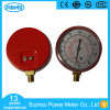 3′′ 75mm Steel Case Bottom Connection Refrigerant Pressure Gauge