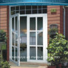 Aluminum Bi-Folding Door with Good Quality and TUV on-Site Audit