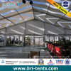 25m Tent with Unique Logo Roof Cover on Sale