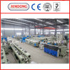 Single Screw Extruder PE HDPE PP Pipe Extrusion Production Line