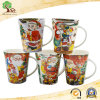 Wholesale 12oz New Born China Ceramic Mug for Customied Christmas Gift