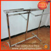 Stainless Steel Rack System for Clothes