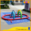 Inflatable Racing Track Sports Game for Bumper Cars Zorb Ball Racing Track on Sale (AQ16167)