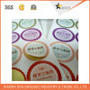 Custom Paper PVC Decal Label Printing Self-Adhesive Printed Sticker