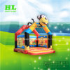 Digital Full Printing Inflatable Monkey Bouncer