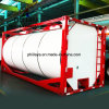 20FT 40FT Liquid Natural Gas Storage Frame Chassis LNG Tank Container