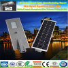 New Product All in One LED Street Light Wholesale Price 20W 40W Integrated Solar LED Street Light