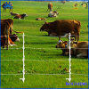 Electronic Wire Plastic Fencing Post, Portable Insulated Multi Wire Electric Fence Post for Cattle Protection