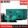 France 280kw/350kVA Diesel Generator Set Applied to Building Power Supply System