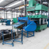 Decoiler, Straightening and Blanking Line-Including Scrap Shearing Machine