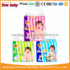 2016 High Absorbency Baby Nappy Color Printed Soft Disposable Adult Baby Diaper