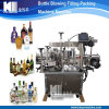 Automatic Self Adhesive Round Bottle Labeling Machine