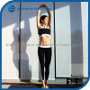 Stretchable Dry Fit Women Sports Clothing Simple Design Two-Piece Set