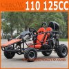 110cc 125cc Automatic Two Seats Kids Go Kart for Tourist, Beach