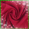 Elastic/Stretch Flannel Cotton Fabric of Garment/Textile (810-122)