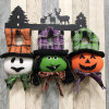New Halloween Toy Decorative Door Hanging Pumpkin Decoration Props