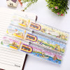 Plastic Maze Ruler Multi-Functional Students Ruler Children Stationery Gifts Manufacturers Wholesale