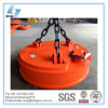 Cirular Electric Lifting Magnet for Steel Scraps Lifting