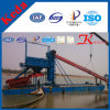 Bucket Trommel Gold Suction Dredge/Gold Wash Dredge in Mali