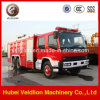 Isuzu 6X4 Water-Foam Fire Truck
