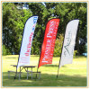 Outdoor Custom Print Beach Feather Flag (3.5m)