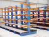 Heavy Duty Cantilever Racking System in Storage