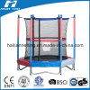 55 '' Round Kids Mini Trampoline with Safetynet (TUV/SGS/ISO)